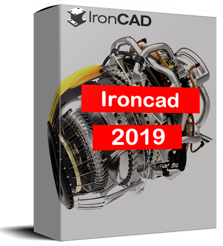 IronCAD Design Collaboration Suite 2019