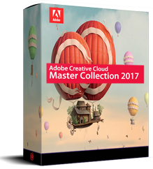 adobe master collection cc 2017